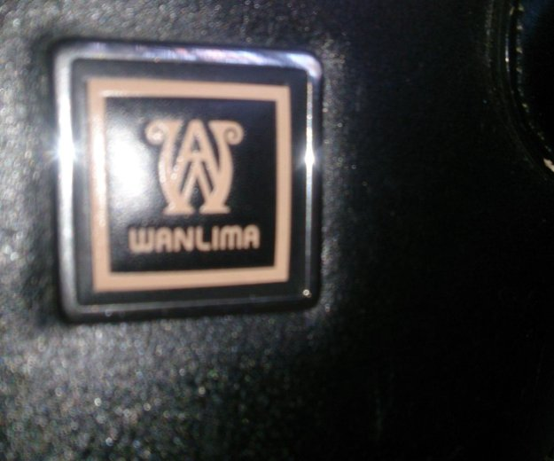 Сумка кожаная wanlima. Фото 3. Краснодар.