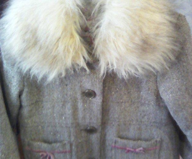 Пальто детское 104-116. Фото 3. Челябинск.