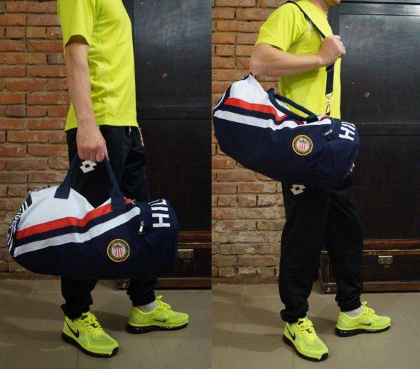 Продам модную спортивную сумку tommy hilfiger. Фото 2. Пермь.