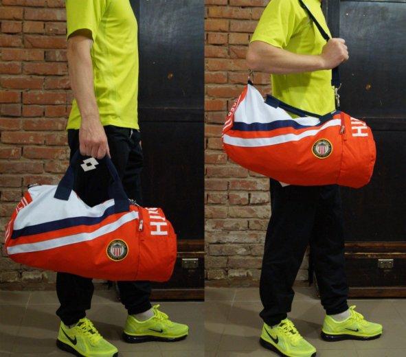 Продам модную спортивную сумку tommy hilfiger. Фото 4. Пермь.