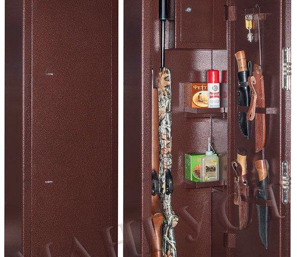 Оружейный сейф мангуст. Фото 1. Москва.