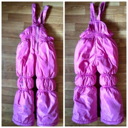 Зимний костюм для девочки 3-4 лет. Фото 2. Тольятти.