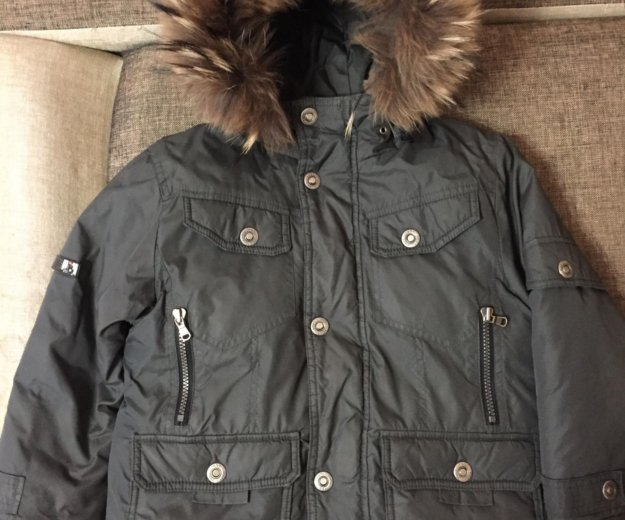 Куртка зимняя. Фото 1. Омск.