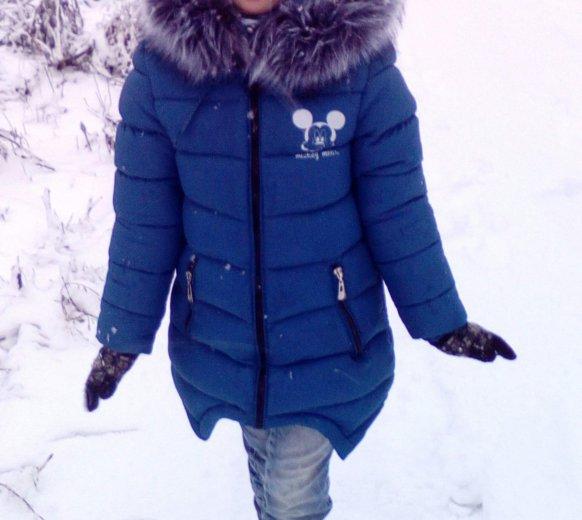 Зимняя куртка. Фото 1. Воронеж.