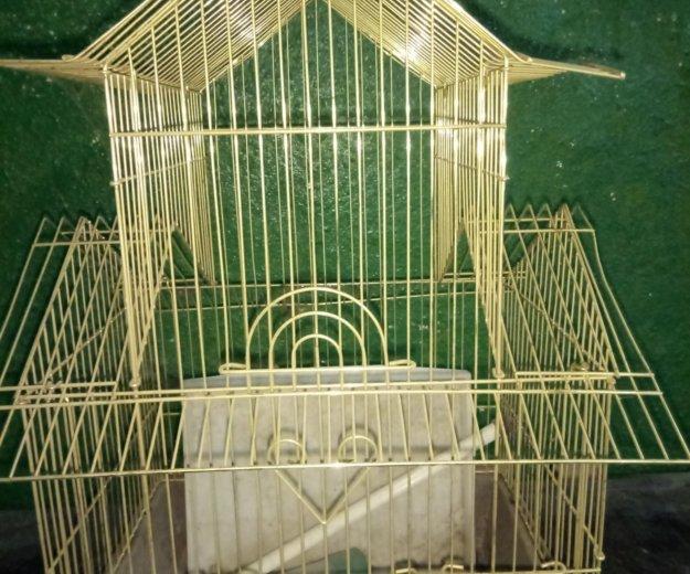Клетка для попугая. Фото 2. Полевской.