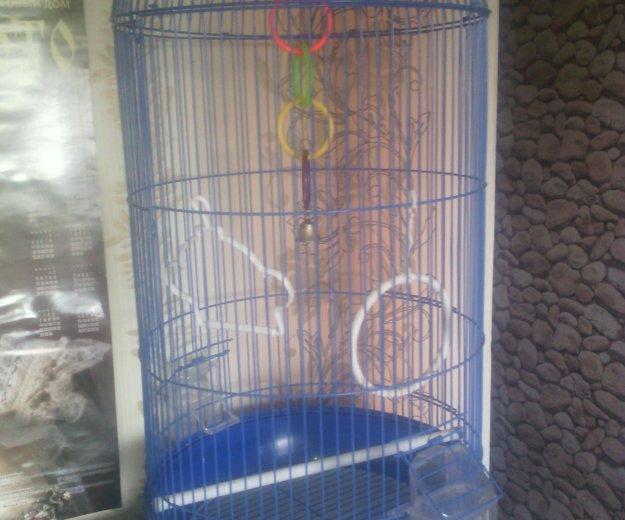 Клетка для попугая. Фото 2. Биробиджан.