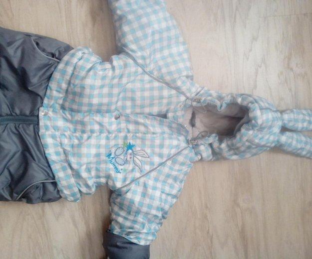 Детский комбинезон. Фото 2. Краснодар.
