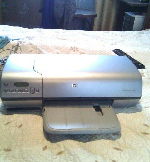 Принтер и сканер. Фото 1.