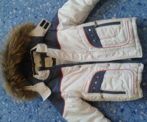 Куртка зимняя. размер 110. Фото 1. Хабаровск.