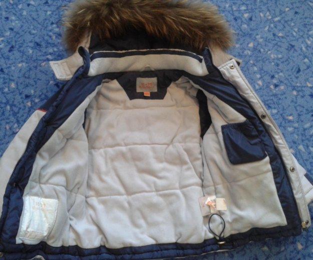 Куртка зимняя. размер 110. Фото 3. Хабаровск.