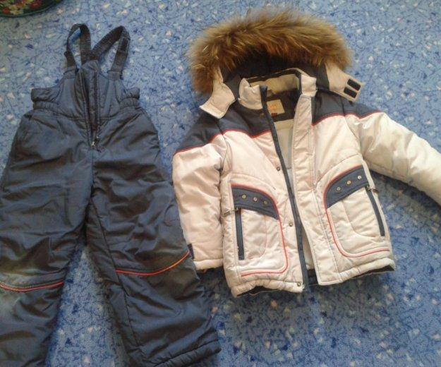 Куртка зимняя. размер 110. Фото 4. Хабаровск.