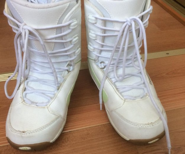 Ботинки для сноуборда. Фото 4.
