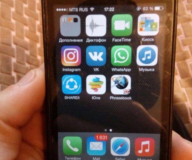 Iphone 4. Фото 1. Новобелокатай.
