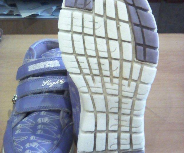 Кроссовки для девочки р-р33. Фото 3. Челябинск.
