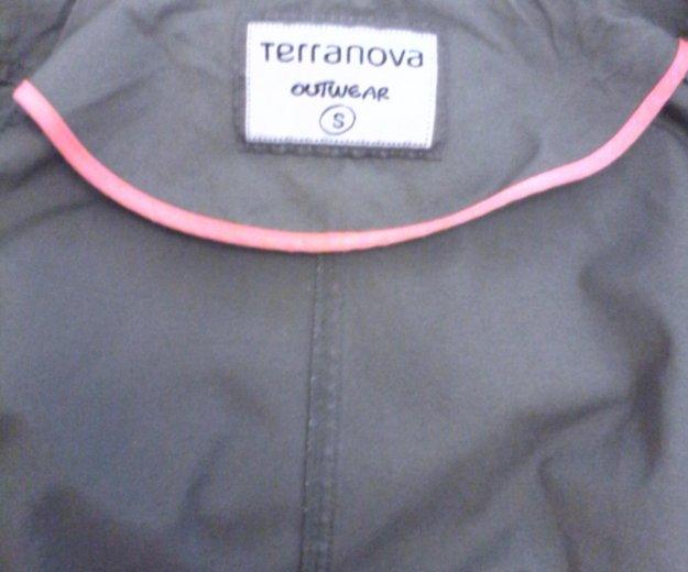 Ветровка анорак terranova , s. Фото 2. Северск.
