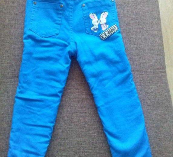 Утепленные штаны, размер 5-6 лет. Фото 1. Димитровград.