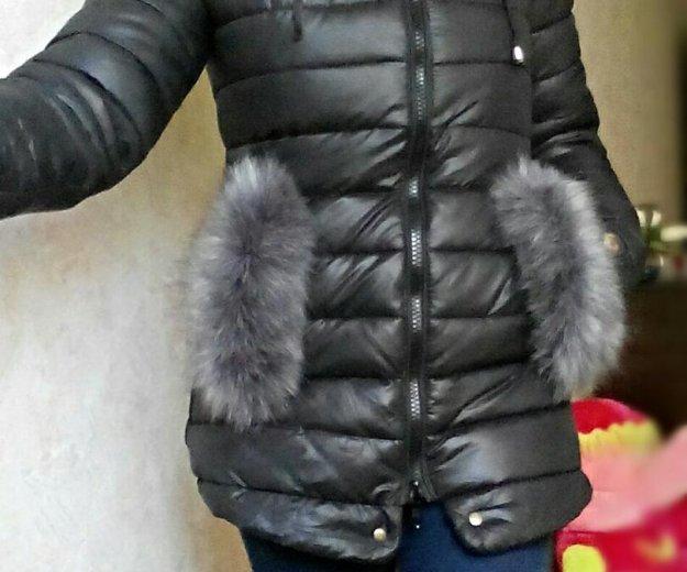 Зимняя куртка. Фото 2. Челябинск.