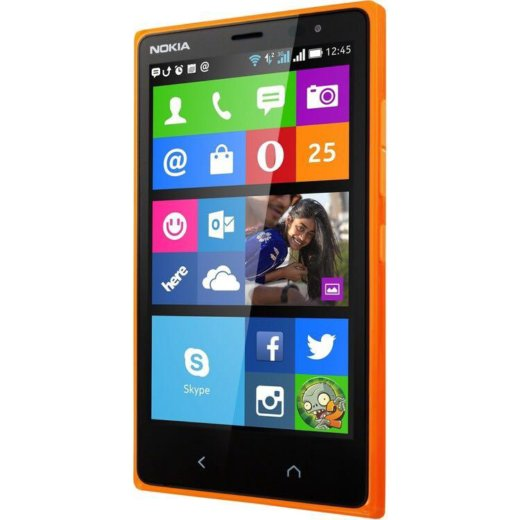 Nokia x2 dual sim. Фото 1.