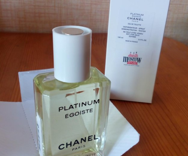Chanel egoiste platinum. Фото 1. Московский.