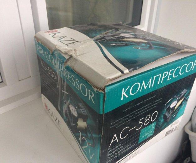 Новый компрессор. Фото 1.