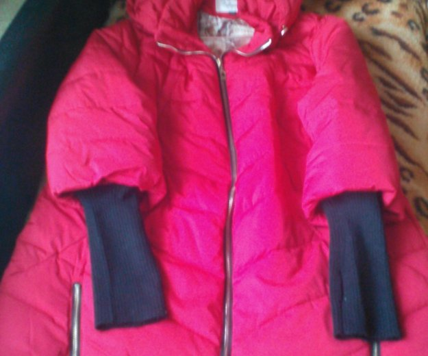 Куртка теплая. Фото 2. Владивосток.