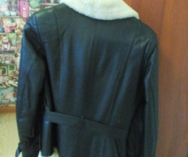 Куртка женская кожанная. Фото 3. Сочи.