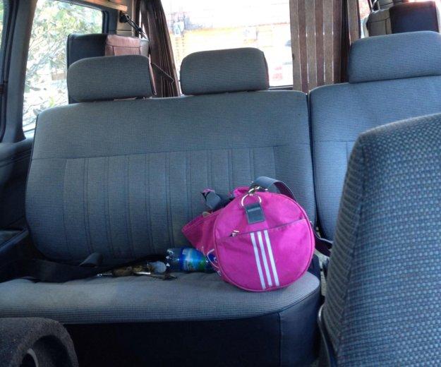 Микро автобус. Фото 4.