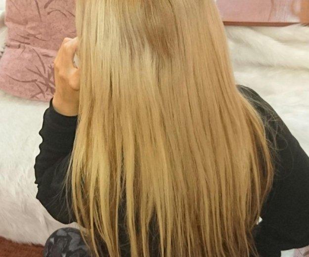 Наращивание волос,  профессионально,  опыт 12 лет. Фото 1. Норильск.