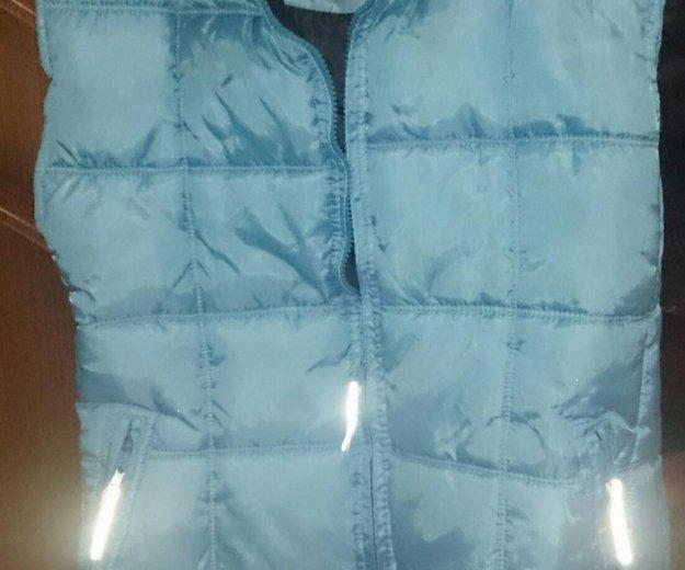 Новая кожаная куртка. Фото 3. Пушкино.