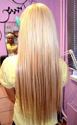 Наращивание волос,  профессионально,  опыт 12 лет. Фото 4. Норильск.