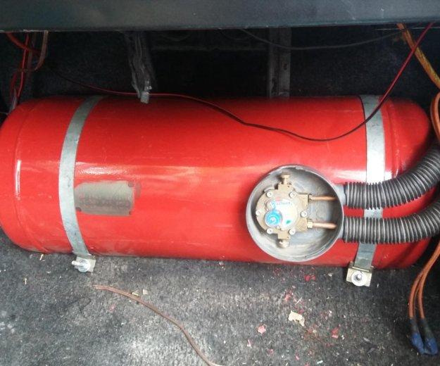 Газовое оборудование. Фото 1. Владикавказ.