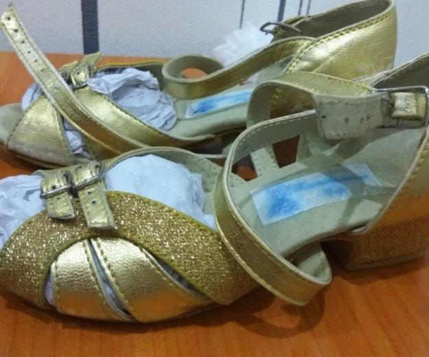 Танцевальные туфли 32. Фото 1. Москва.