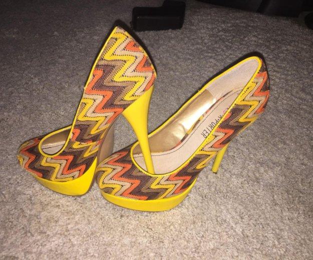 Туфли на высоком каблуке. Фото 1. Железнодорожный.