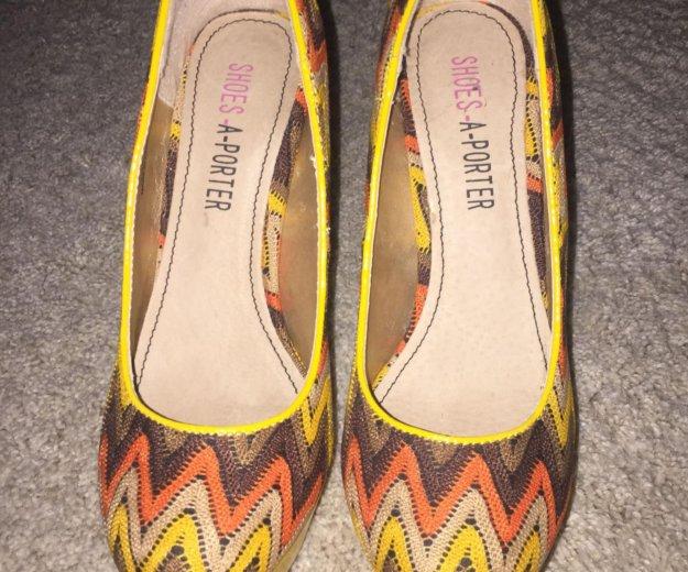 Туфли на высоком каблуке. Фото 2. Железнодорожный.