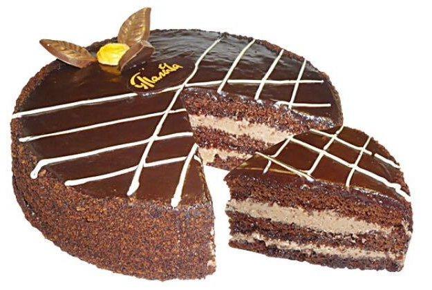 """Домашний торт """"прага"""". Фото 2."""
