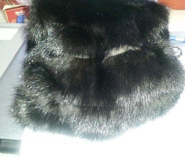 Норковая шапка. Фото 2. Саратов.