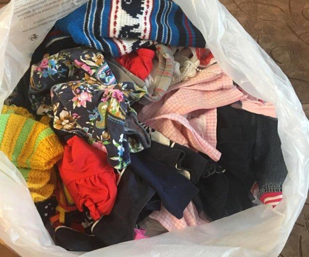 Мешок детской одежды:). Фото 1.