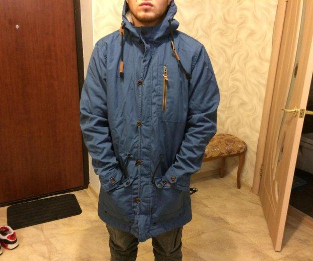 Зимняя мужская куртка, парка. Фото 2.