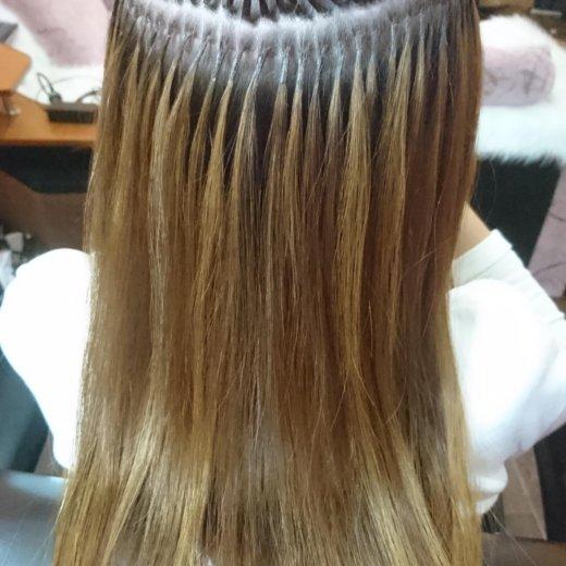 Обучение наращиванию волос, декор.плетениям волос. Фото 1. Норильск.