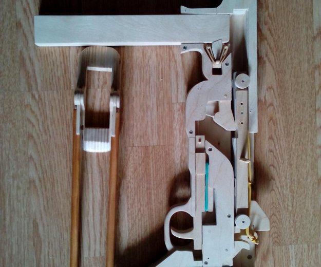 Автомат резинкострел mp-40. Фото 4. Подольск.