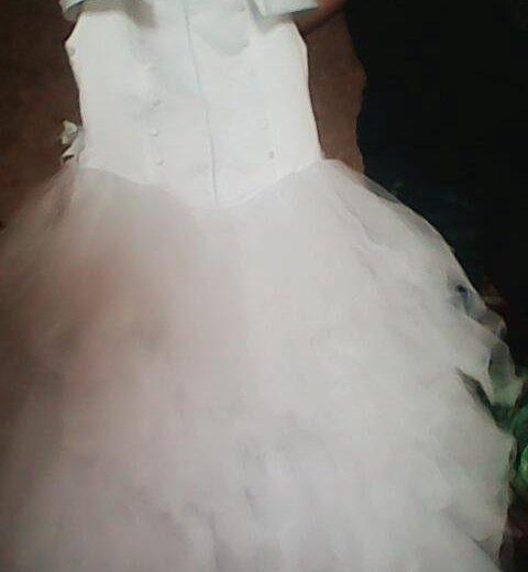 Платье. Фото 2. Хабаровск.