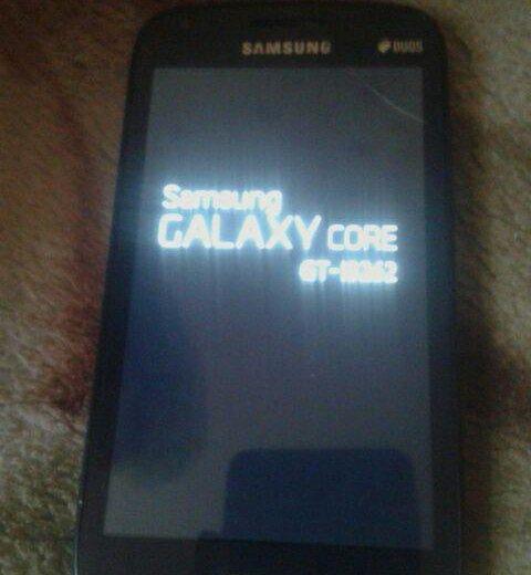 Samsung galaxy core( samsung galaxy 2). Фото 1.