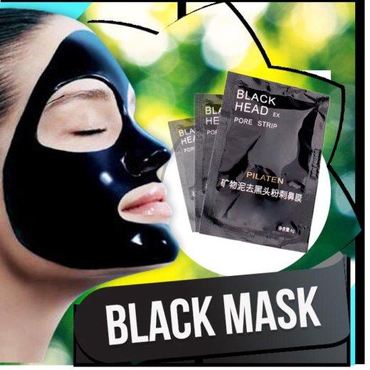 Черная маска пленка. Фото 1. Оренбург.