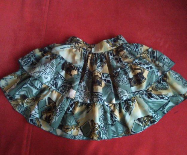 Юбка на резинке для девочки. Фото 2. Пермь.