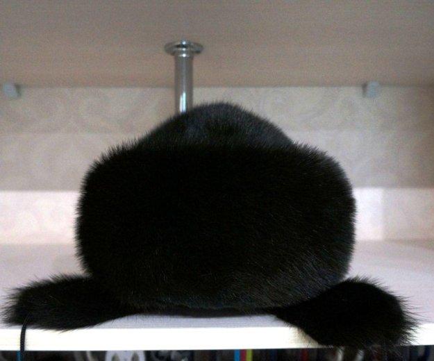 Норковая шапка. Фото 1. Нефтеюганск.