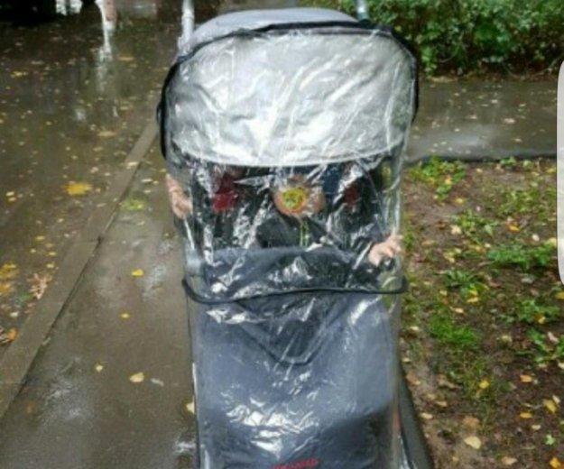 Дождевик от коляски maclaren techno xlr. Фото 3.