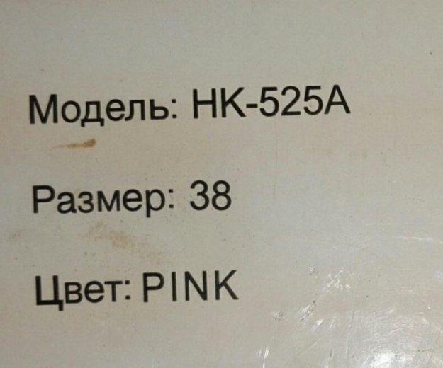 Коньки женские firemark hk-525a, 38 размера. Фото 4. Тольятти.