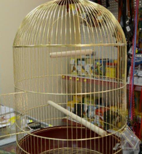 Клетка для попугаев. Фото 1. Санкт-Петербург.