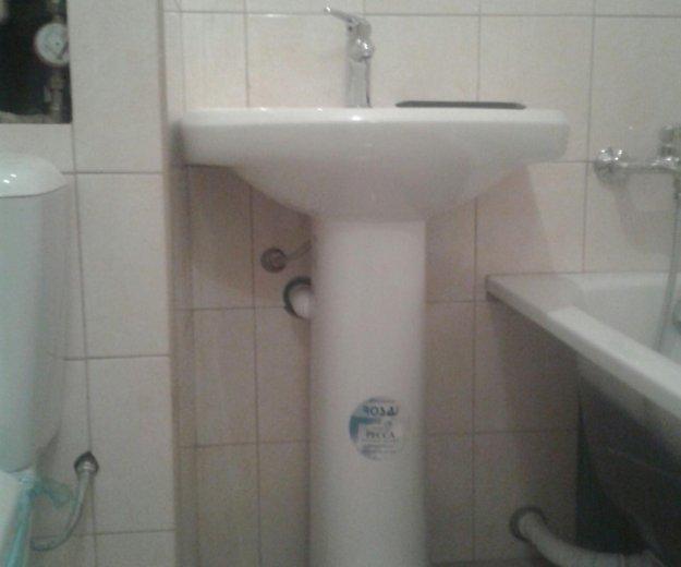 Разводка водоснаб .канализ. Фото 1. Видное.