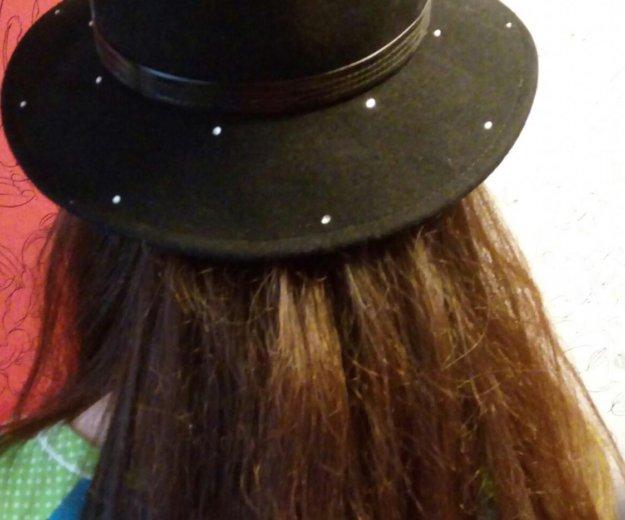 Чёрная шляпа. Фото 1. Иркутск.